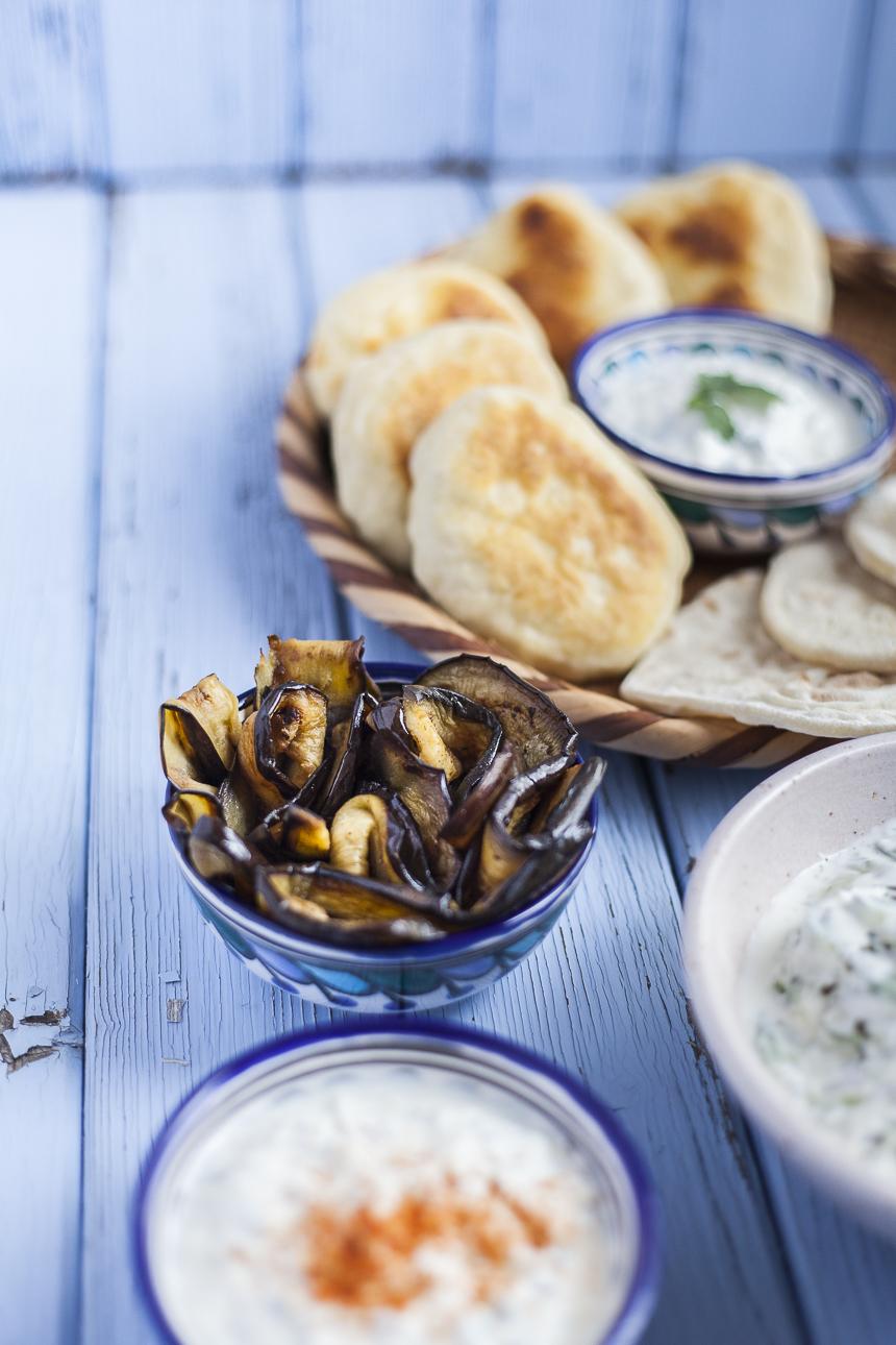 photographie culinaire mezze grec libanais plats-3
