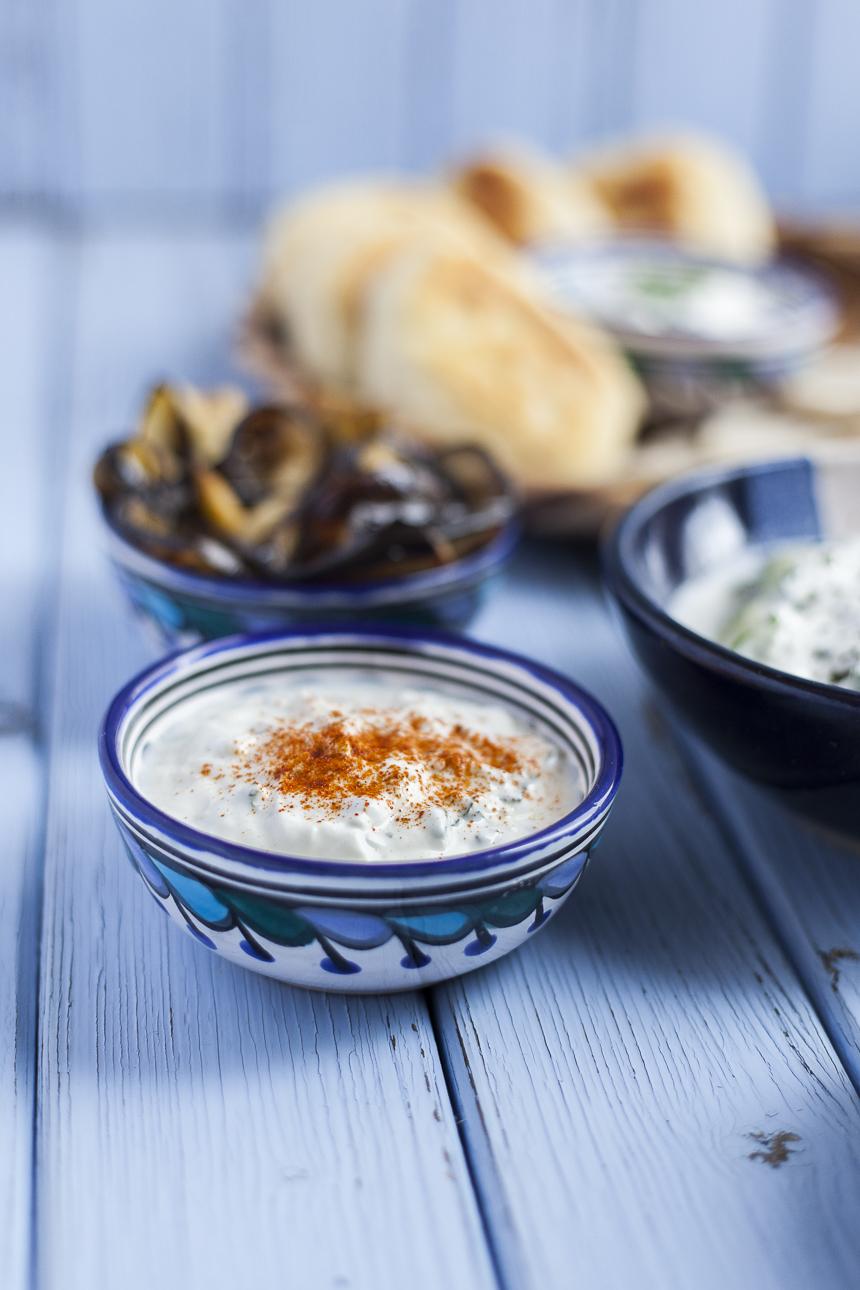 photographie culinaire mezze grec libanais plats-4